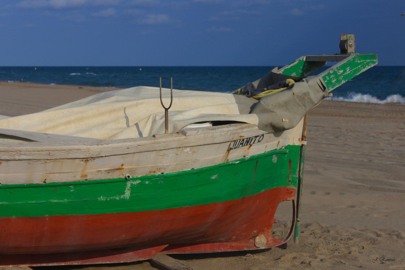 Añorando el mar