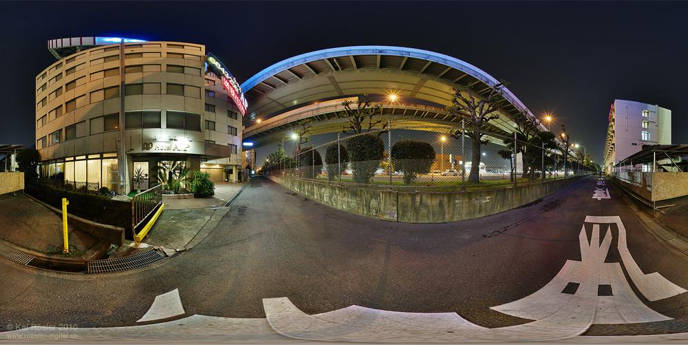 AP-Hotel, Osaka Japan