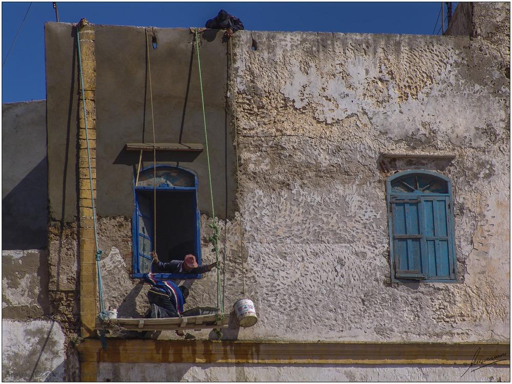 Apañaos (Essaouria Marruecos)