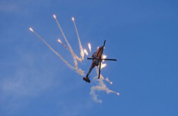 """Apache Demoteam """"Flares"""" 2"""