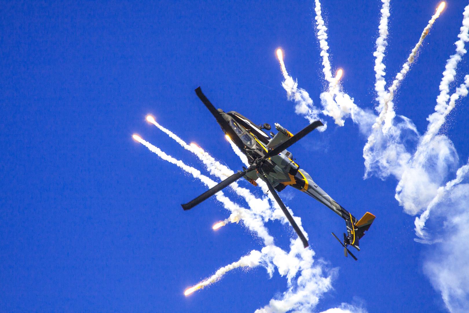 Apache in Leeuwarden 2011