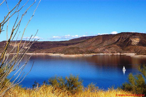 Apache Lake, Arizona.