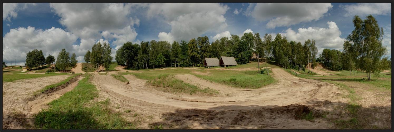 Apes mototrase, Ape, Latvija