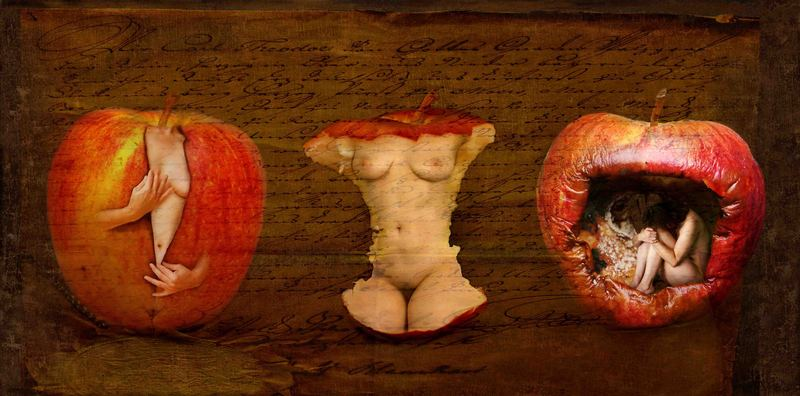 Apfel- saison....