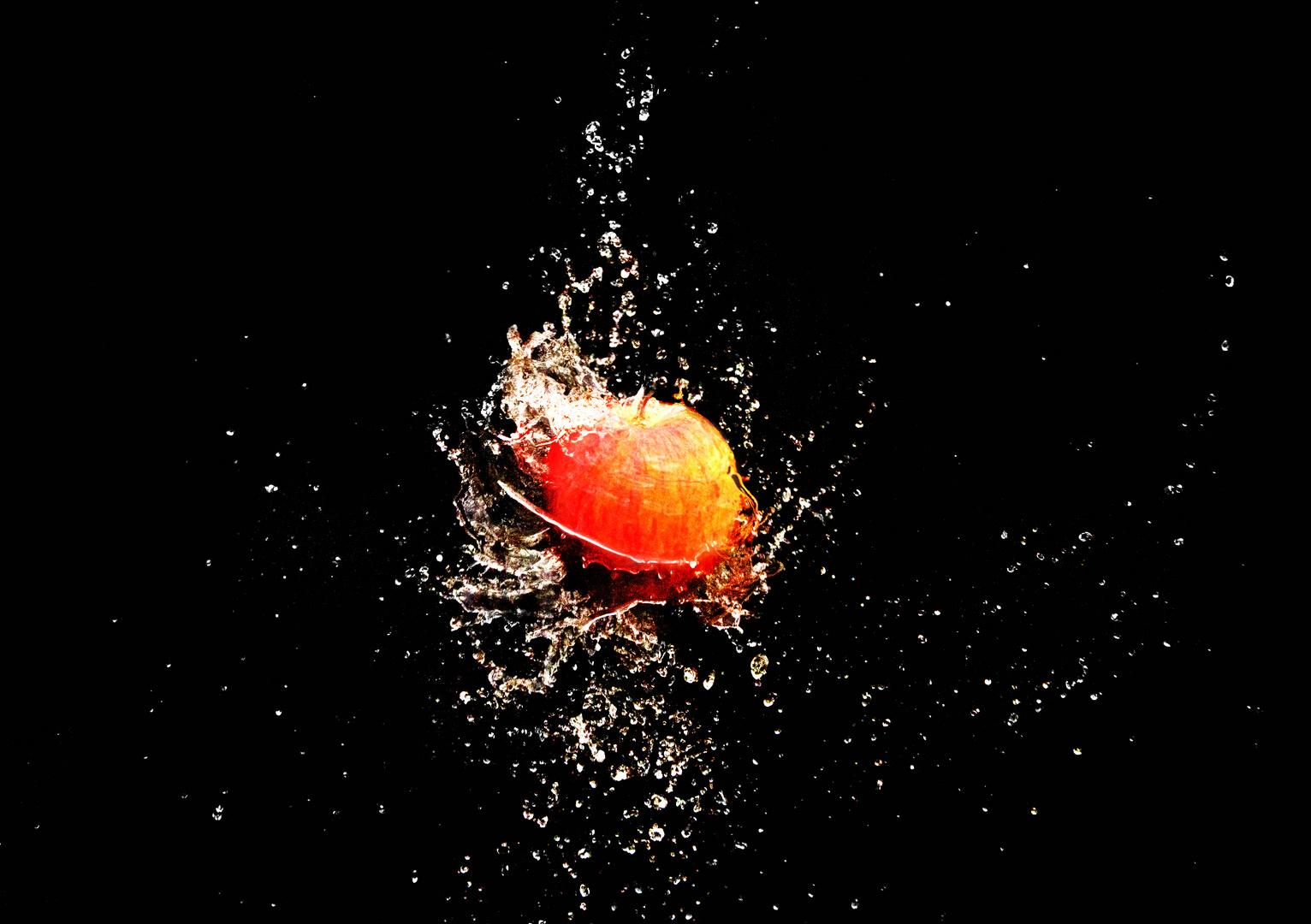 Apfel Splash