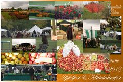 Apfelfest & Mittelalterfest 2012