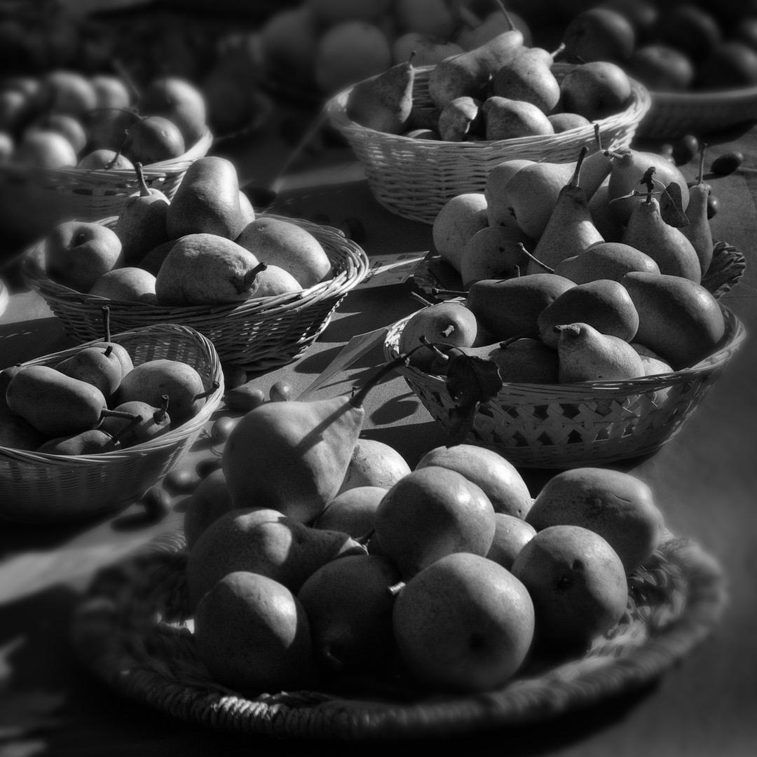 Apfelmarkt (II)...
