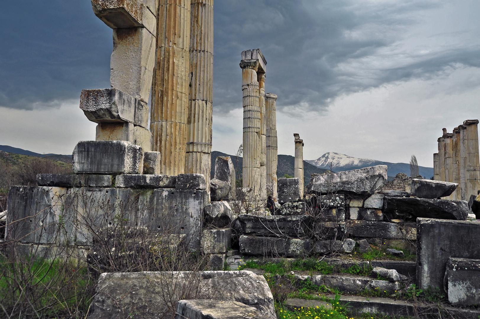 Aphrodisias - Türkei 2013 / Parte 2