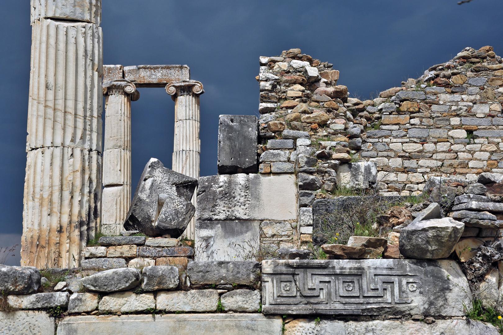Aphrodisias - Türkei 2013 / Parte 3