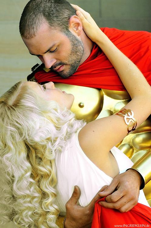 Aphrodite und Ares