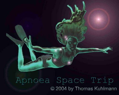 Apnoea Space Trip