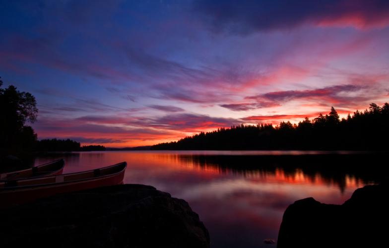 Apocalyptic Sunrise