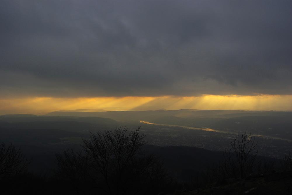 Apokalypse am Rhein