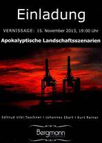 Apokalyptische Landschaftsszenarien