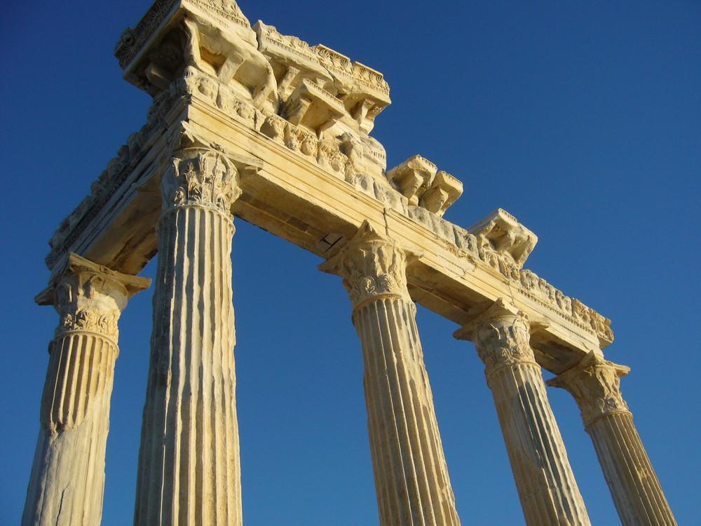 Apollo Tempel 2