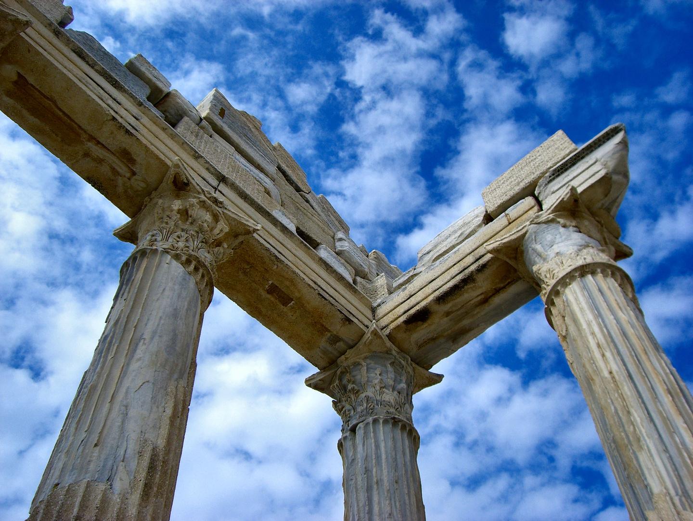 Apollo-Tempel in Side