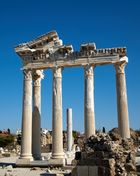 Apollo Tempel in Side
