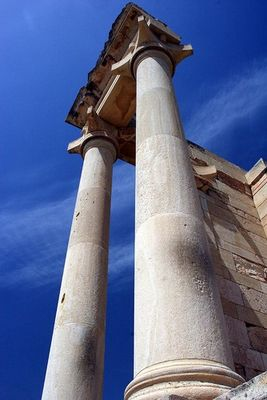 Apollo Tempel in Zypern