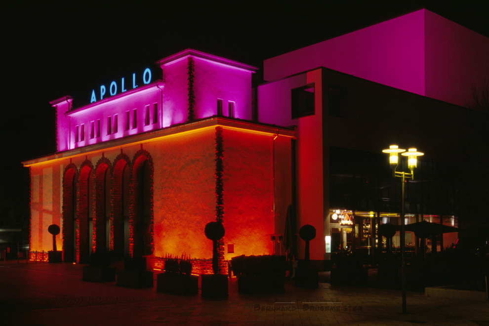 Apollo-Theater in Siegen
