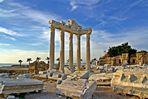 Apollon-Tempel ..