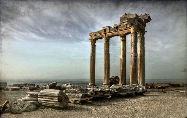 ~Apollon-Tempel-Side~