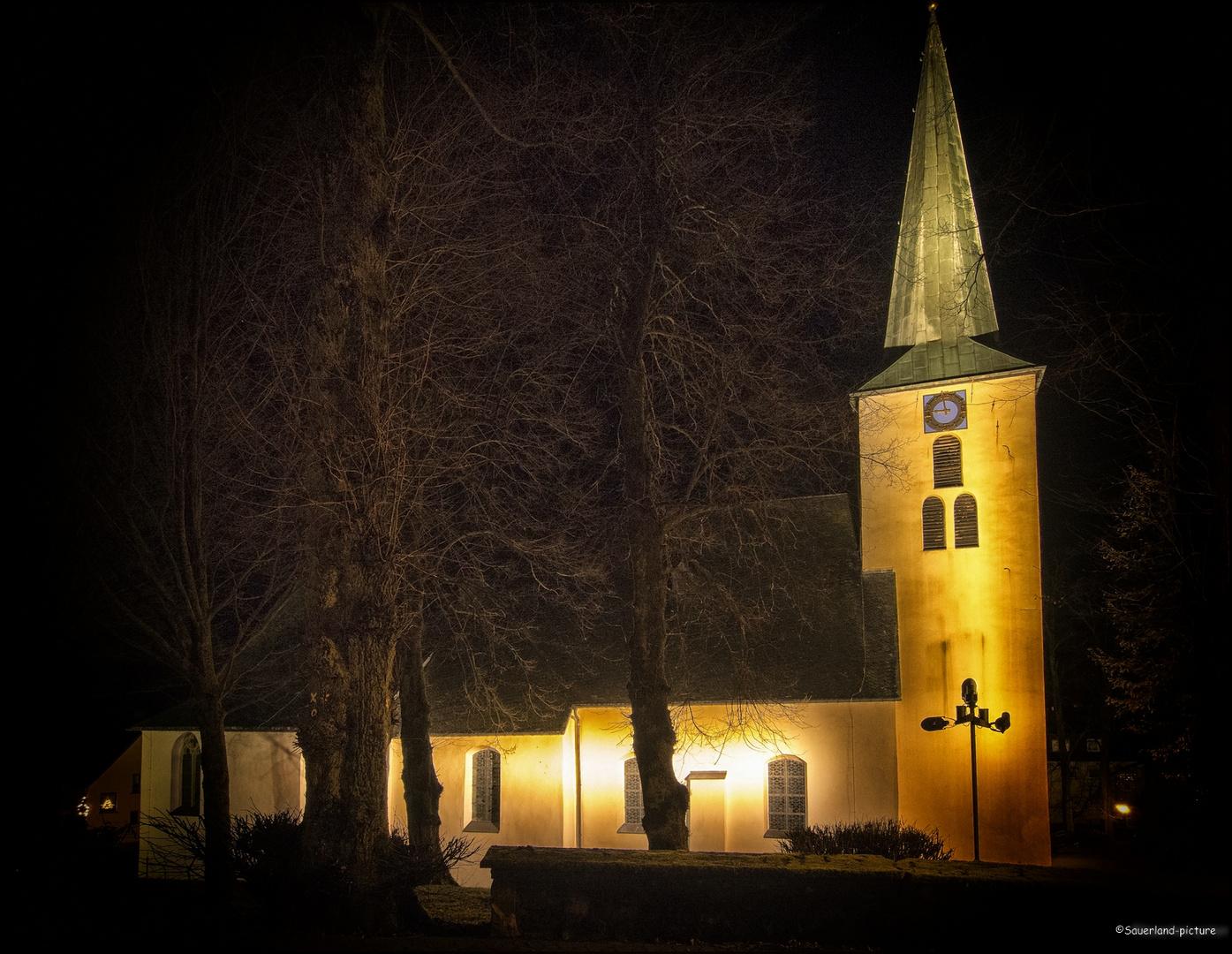 Apostelkirche in Herscheid