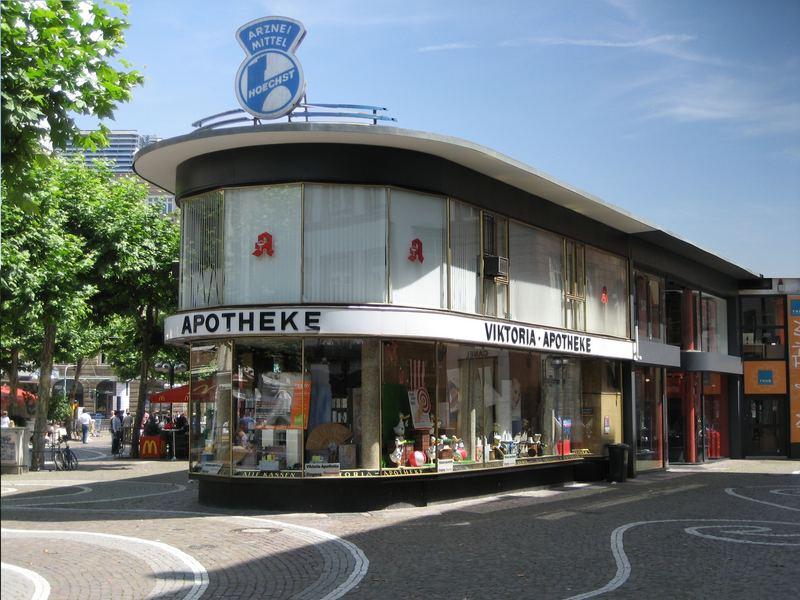 Apotheke Frankfurt Fressgass