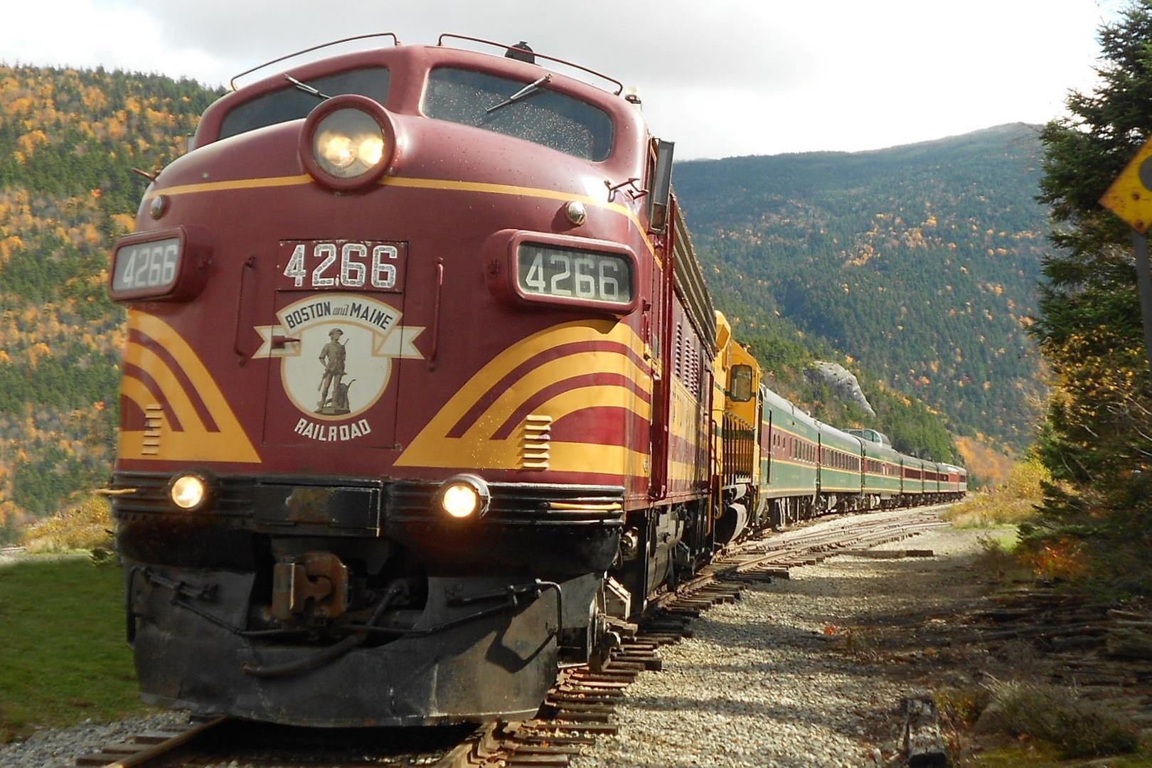 Appalachian Mountain Express