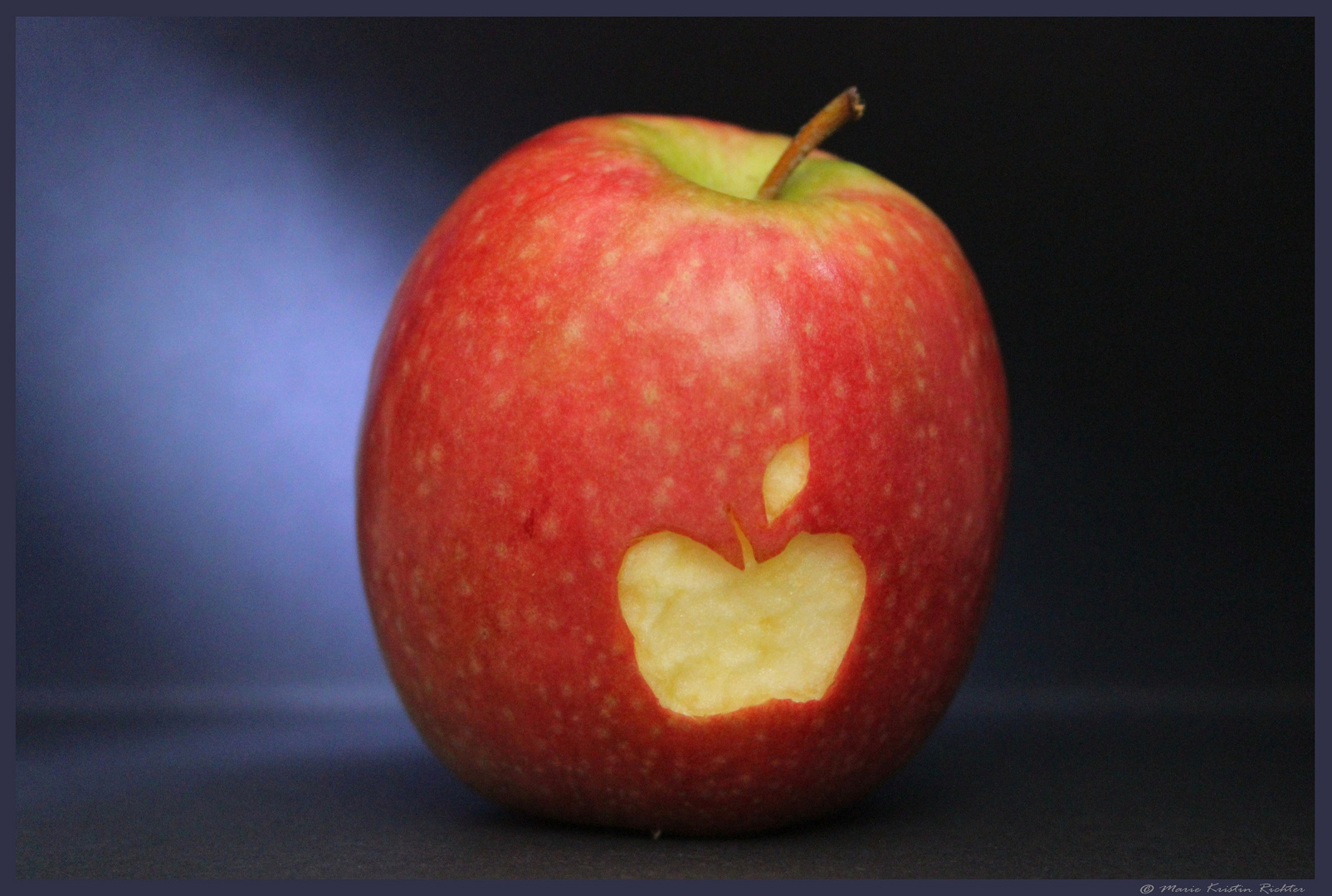 apple in apple