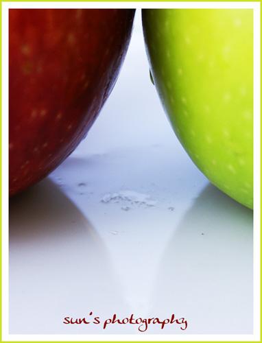 apple-kiss
