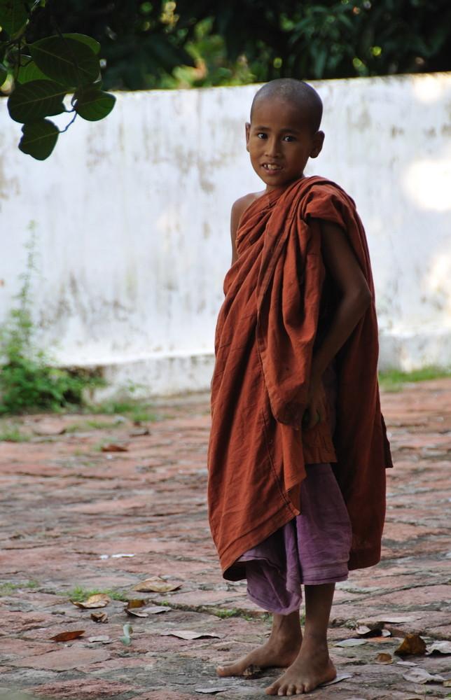 aprendiz de monje