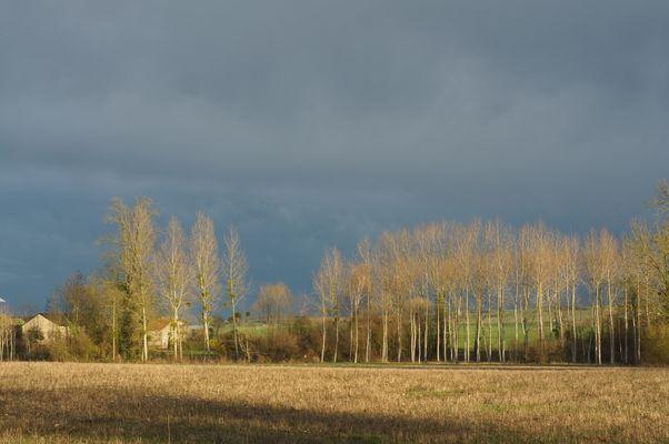 Après la pluie , le beau temps !