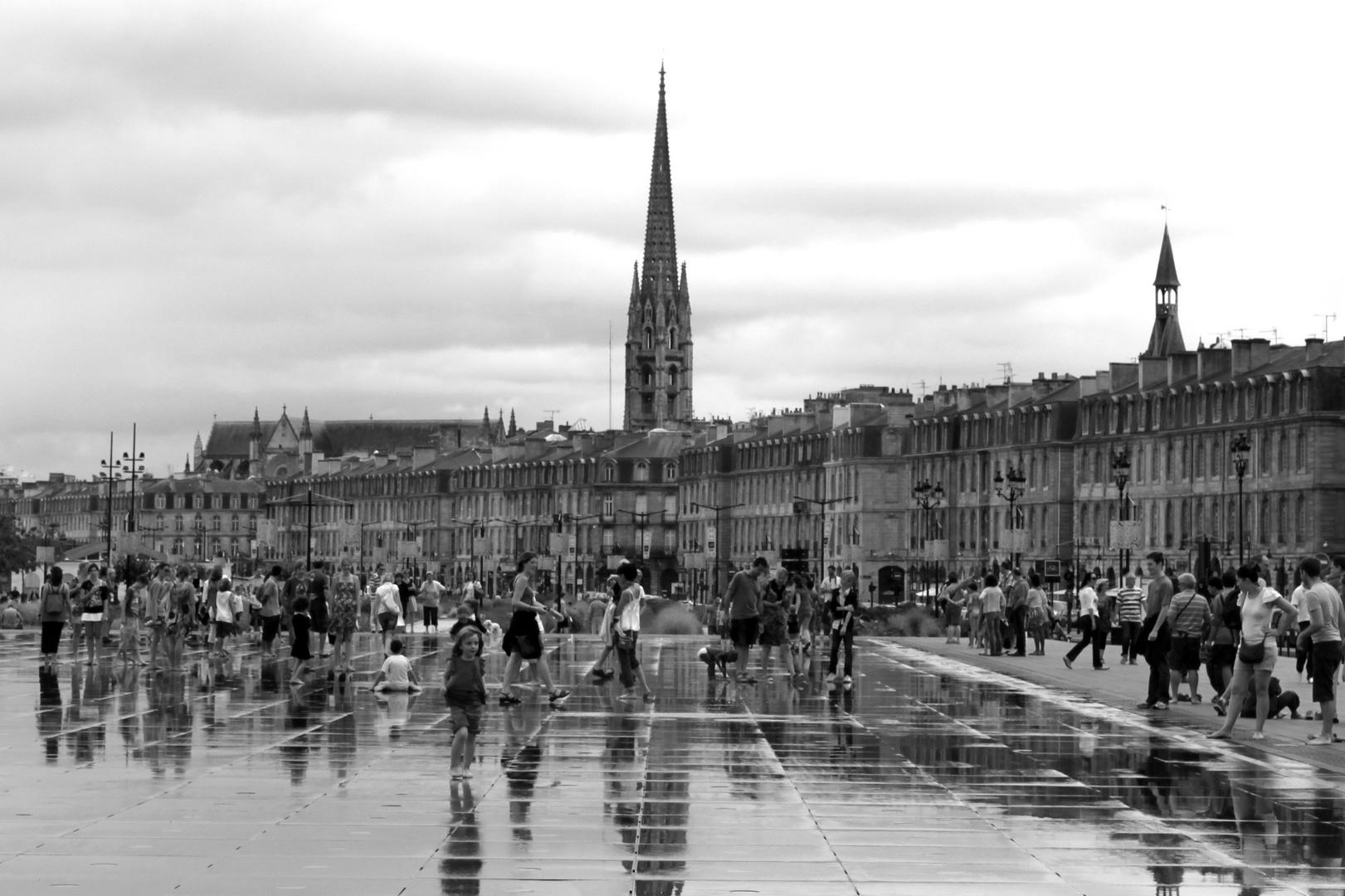 Après midi à Bordeaux