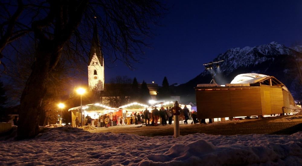 Apres-Ski in Oberstdorf