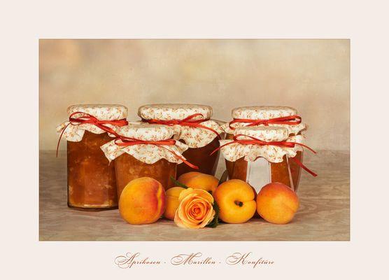 Aprikosen - Marillen.....