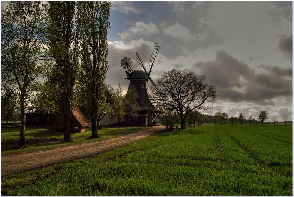 April in Niedersachsen