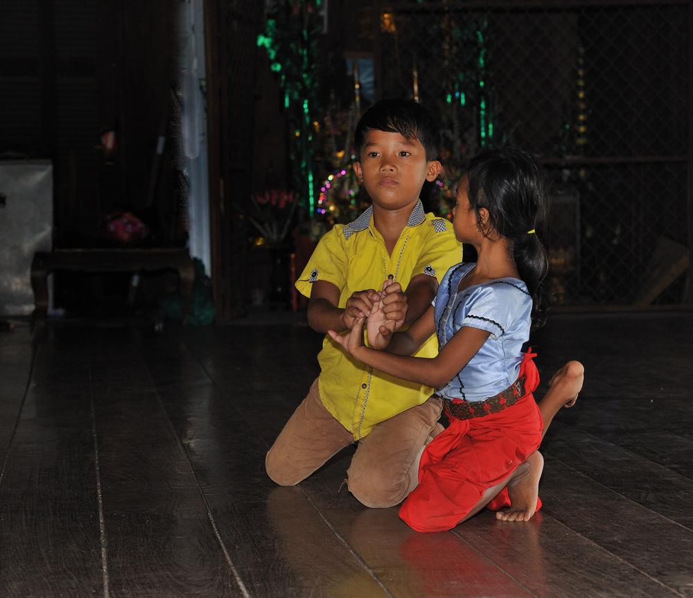 Apsara Dance Class 03