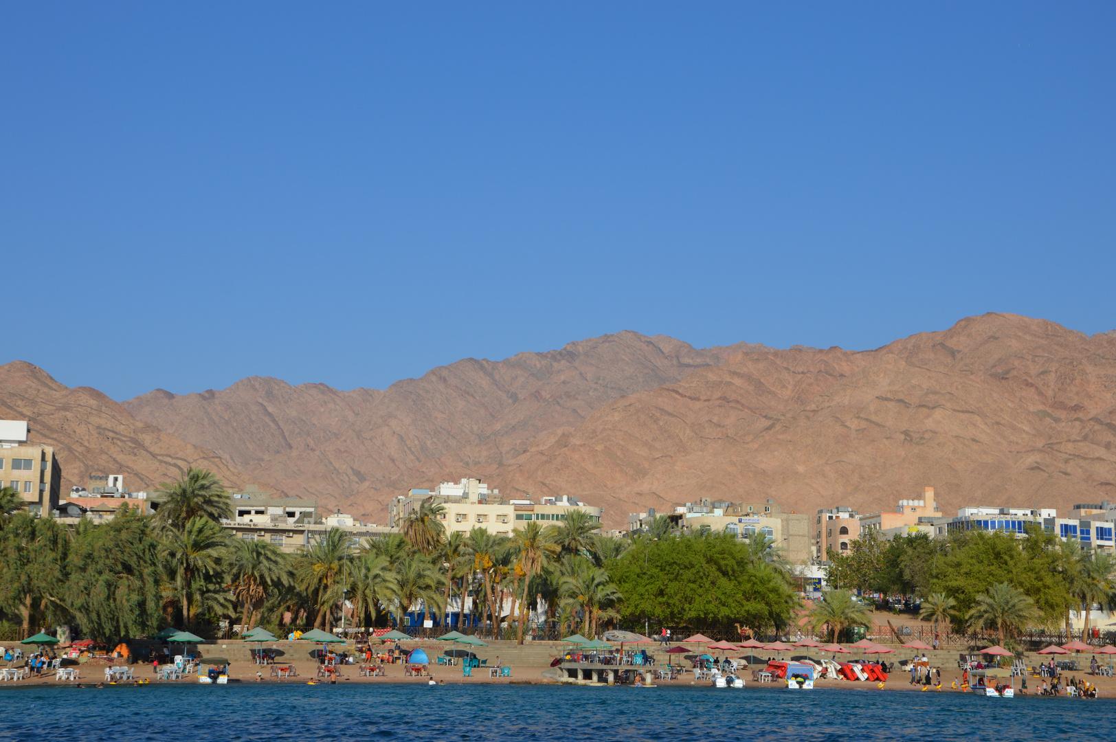 Aqabas Strand
