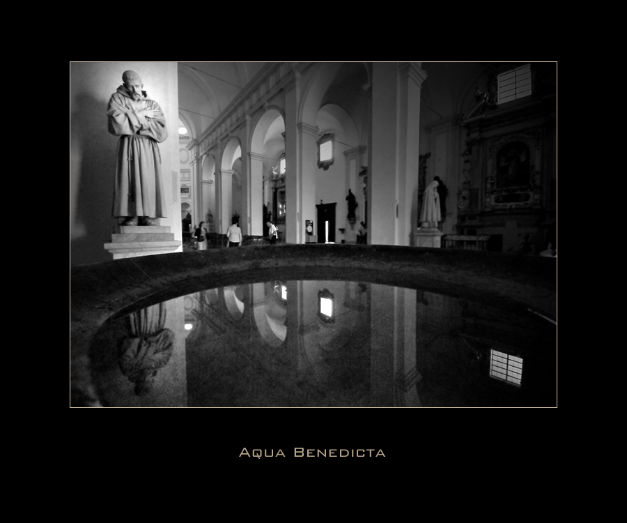 Aqua Benedicta