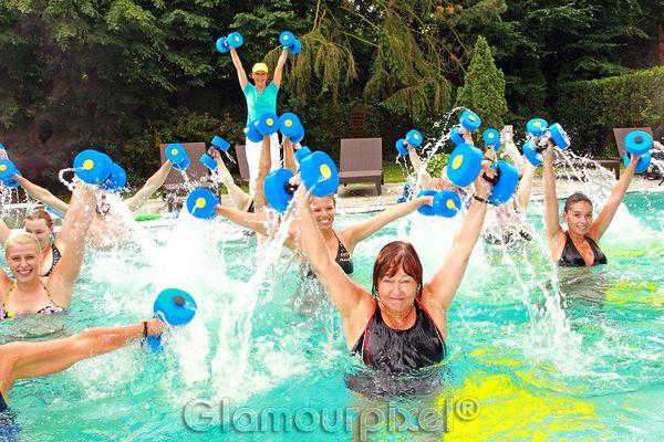Aqua Fitness für jedes Alter