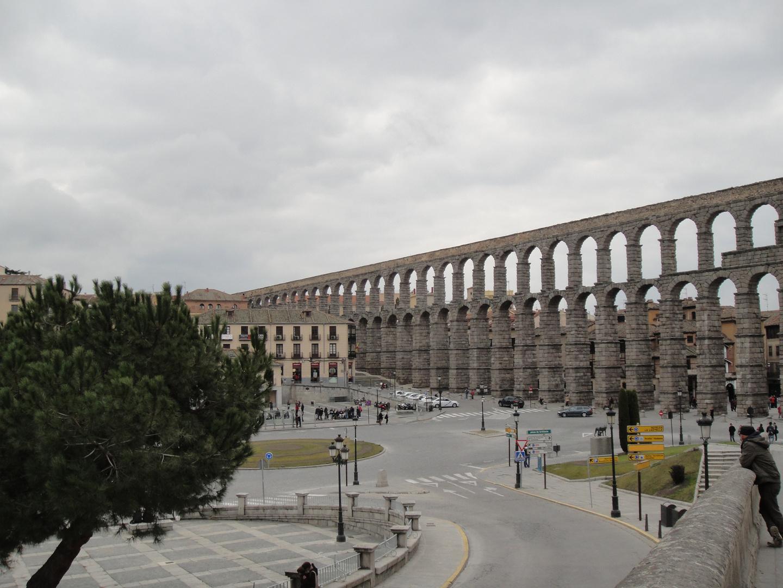 Aquädukt, Segovia