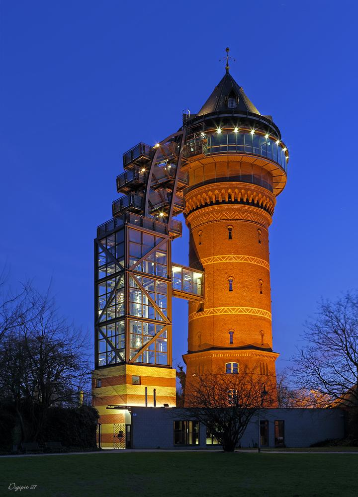 Aquarius-Wassermuseum Mülheim 1