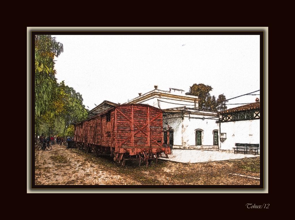 Aquella antigua estación