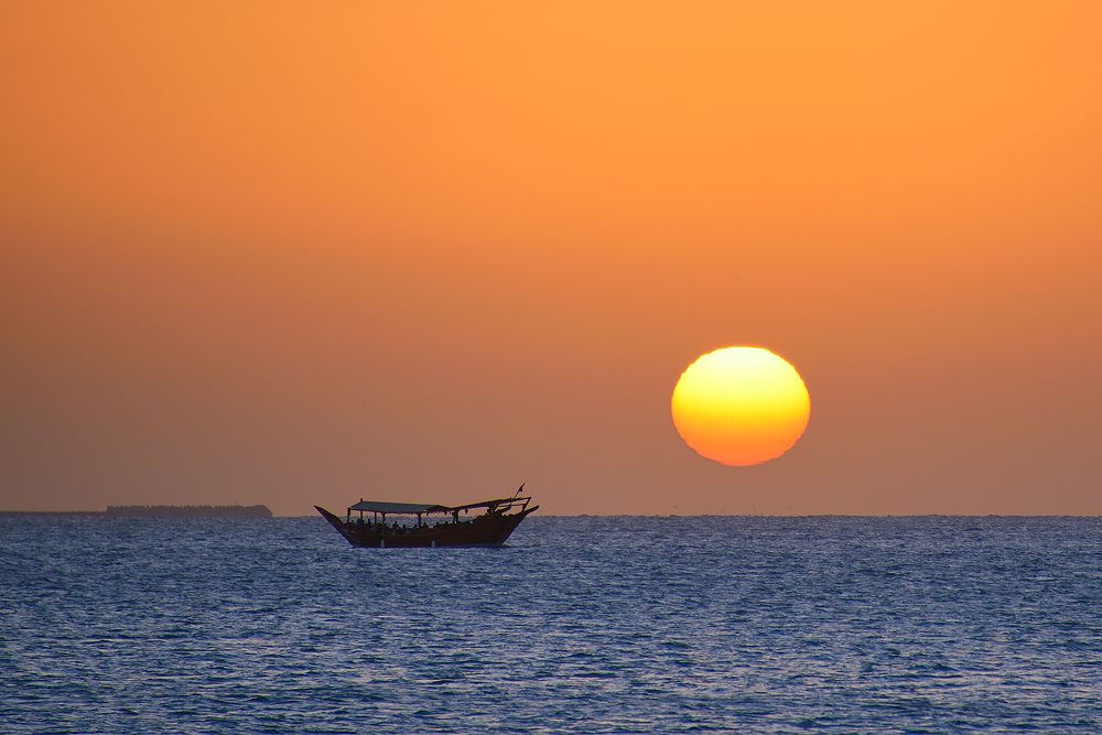 ... Arabian Sunset ...