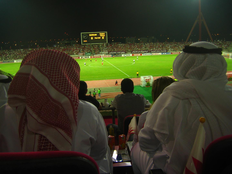 Arabic football