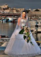 Arabische Braut