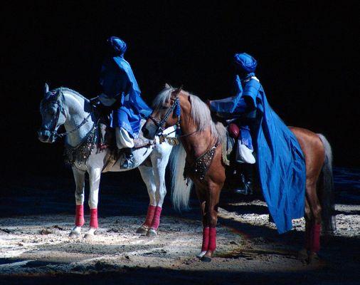 Arabische Reiter