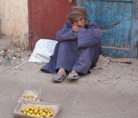 Arabischer Händler