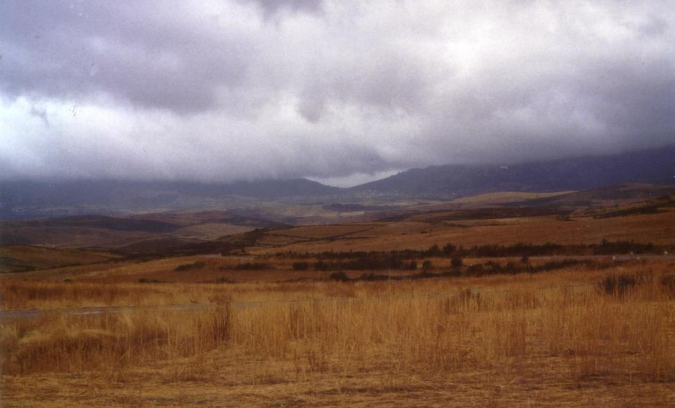 Aragon im Herbst