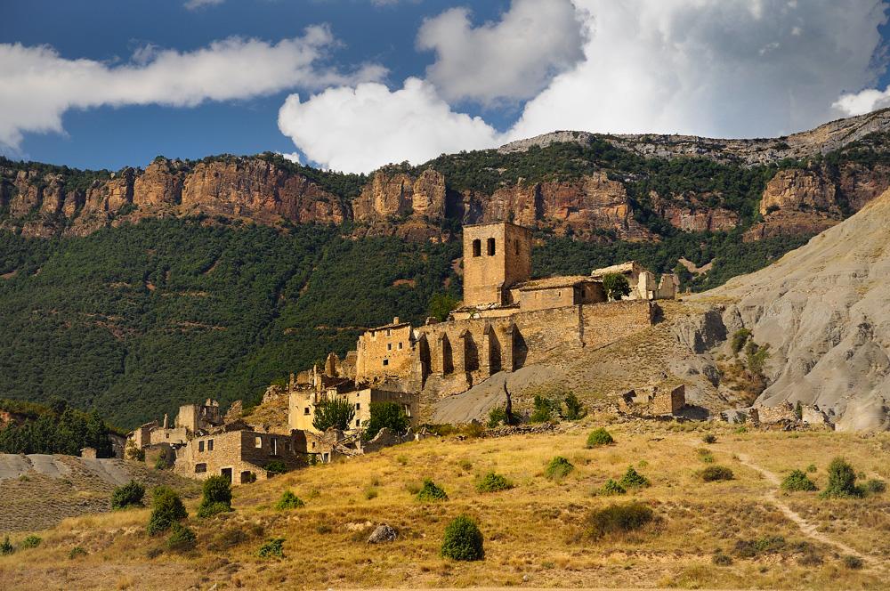 Aragón.. Pueblos abandonados
